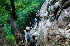 Buraco das Araras (João Guilherme de Carvalho) Tags: brasília radical cerrado formosa rapel goiás aventura ecoturismo rapelburacodasararasjaneiro2012