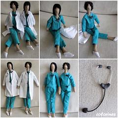 Tildas Medico Tags Tilda Medico Enfermera Buscando Modelos De Tildas