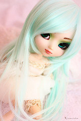 The Goddess Reborn (Rinoninha) Tags: white blanco doll sweet chips wig pullip dulce prunella mueca coolcat peluca leeke leekeworld rewigged rechipped neliel