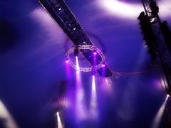 WildLight (Silandi) Tags: pink light lamp purple circus january spot 2012 renateeichert resilu