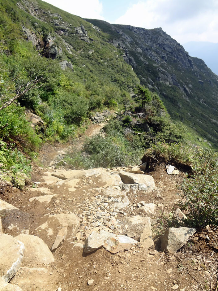 Hike Mt Washington Via The Tuckerman Ravine Trail In