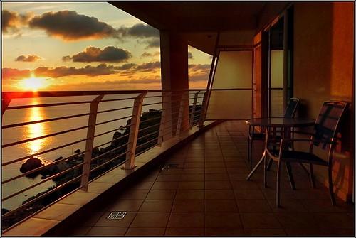 Sunset  Għajn Tuffieħa,Mellieha, Malta.   Nikon P100, DSCN8815