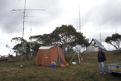 "Leaning antennas of Ginini • <a style=""font-size:0.8em;"" href=""http://www.flickr.com/photos/10945956@N02/6704508971/"" target=""_blank"">View on Flickr</a>"