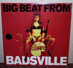 The Cramps - Big Beat From Badsville (renerox) Tags: fetish trash punk erotic garage vinyl lp rockabilly nylon poisonivy cramps lps garagerock psychobilly lpcover garagepunk thecramps
