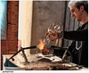 Artesà del vidre (ADRIANGV2009) Tags: valencia 50mm mercado adrian vidrio mercat borja artesa artesano vidre sueca nikond90 photoscape llombai renacimeinto adriangv2009 renaiximent borjia