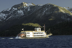- Tahoe Queen Northstar Ski