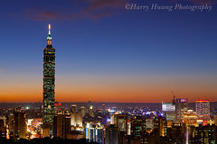 Harry_01713,,,,101,101,,,,, (HarryTaiwan) Tags: city building night 101 taipei taipei101        101  101building    101   101 taipei101building      5d2   harryhuang  hgf78354ms35hinetnet