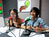 Loy9 Radio - Anny and Pheap in the studio