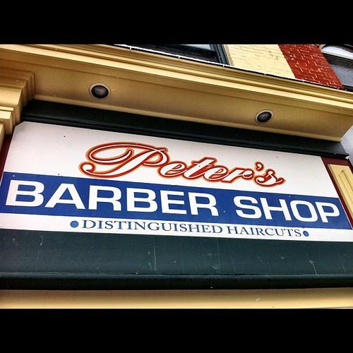 Distinguished haircuts