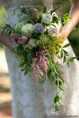 Gorgeous flowers (Bluewater Farm) Tags: lake song newhampshire canoe destination enchantedforest outdoorceremony