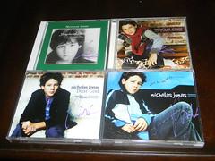 Nicholas Jonas Signed Promo CD Singles (LeoADion) Tags: single signed autographed deargod jonasbrothers joytotheworld promocd nickjonas kevinjonas joejonas nicholasjonas timeformetofly