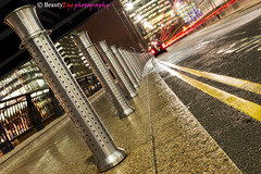 London - Canary Wharf . . . (Beauty Eye) Tags: park city uk longexposure bridge sea london eye tower thames architecture night canon river dark landscape eos rebel lights europe long exposure nightshot unitedkingdom britain outdoor great wharf gb canary canarywharf tamron westminister t3i europen ultrawideangle   f3545  600d     leurope   beautyeye 1024mm londoncanarywharf  canon600d  eneurope  tamronspaf1024mmf3545diiild rebelt3i diiild canon600deos tamronspaf1024mmf3545d