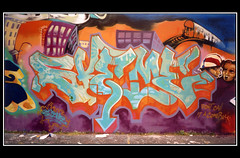 Skeme TMT (The Egg Man) Tags: new york city nyc art writing graffiti hall team top fame style crew tnt magnificent nations the tmt skeme