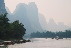 DSC_0107 Guilin (China) Li river (tango-) Tags: china liriver guilin kina cina   in     favescontestwinner  favescontestfavored   chinachinekinaquc