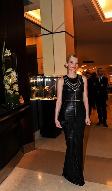 Sarah Marshall - Hôtel Martinez, Cannes