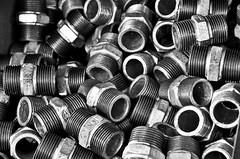 _JRS7162 (Jr Studio Fotogrfico - Wagner Abraho Jr) Tags: abstrato tubos canos conexes registro usinagem usinados