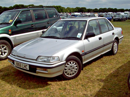 227 Honda Civic 1.4DL (1991)