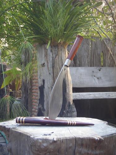 รีวิวมีดเหน็บใหญ่