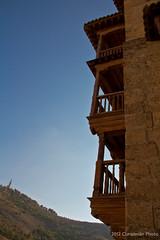 Cuenca - Casas Colgadas (de cerca) (Cursomn) Tags: enero cuenca 2012 casascolgadas hanginghouses canoneos60d efs18135mm