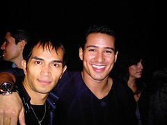 Diegodiego and Mario Lopez (Theworldsnumberoneentertainer) Tags: world music news film television radio entertainment hollywood celebrities luminaries gossip rumors publicfigures diegodiego escandals