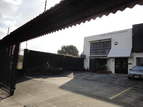 Traslado, nueva casa Academia Nacional de Ciencia
