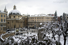 """Rome, snow • <a style=""""font-size:0.8em;"""" href=""""http://www.flickr.com/photos/89679026@N00/6818281267/"""" target=""""_blank"""">View on Flickr</a>"""