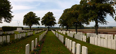 La Kreule Military Cemetery, Hazebrouck