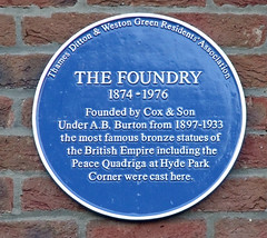 Photo of Blue plaque № 8724