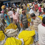 "Howrah Flower Market <a style=""margin-left:10px; font-size:0.8em;"" href=""http://www.flickr.com/photos/14315427@N00/6829247327/"" target=""_blank"">@flickr</a>"
