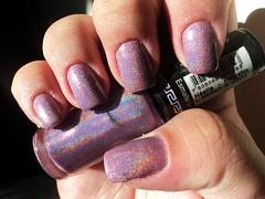 Héstia, Hits (thaisfartes) Tags: purple nail nails hits nailpolish unhas roxo unha holografico esmaltes esmalte holográfico