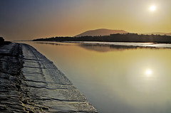 River Nith (Mike Docherty) Tags: reflection nature water river landscape scotland mud sunny hdr criffel dumfries galloway nith flickraward glencaple hdraddicted allaboutsun flickrstruereflection1 flickrstruereflection2