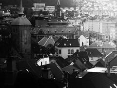 Bergen, Norway (AlexEdg) Tags: bw norway norge bergen 2012 alexedg alledges absoluteblackandwhite