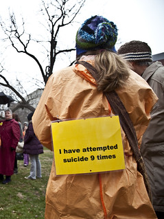 "Witness Against Torture: ""I Have Attempted Suicide Nine Times"""