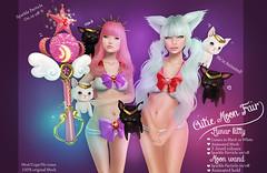 Cutie Moon Fair <3 (Dani @ Birdy/Foxes/Alchemy) Tags: moon cat kitten mesh wand fair cutie sl event secondlife helix nina sailor lunar birdy alchemy tyrrozenblum