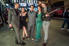 New Band (stephanrudolph) Tags: uk friends england people london face night nikon europa europe flash sb600 gb handheld 2470mm 2470mmf28 d700 2470mmf28g