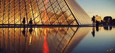 Gee ! (CreART Photography) Tags: street city travel light sunset shadow urban paris france color art abandoned love beautiful fashion seine canon river