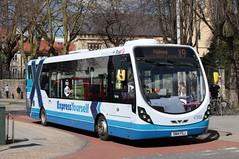 Wright Streetlite (DennisDartSLF) Tags: bus bristol first wright expressyourself streetlite 47556 somersetandavon sn14fgj