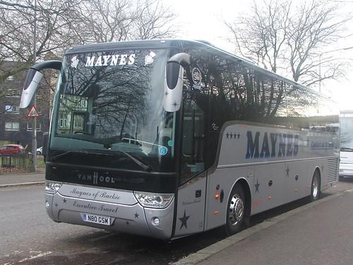 Maynes of Buckie N80 GSM