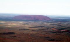 aerial uluru_1716 2 (gervo1865_2 - LJ Gervasoni) Tags: world park heritage landscape australia national uluru kata tjuta geology northern monolith territory 2016 photographerljgervasoni