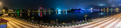 lahijan pool (PeymanTDR) Tags: light panorama pool night landscape gilan شب گیلان lahijan پانوراما استخر لاهیجان peymantdr