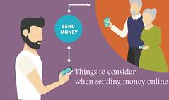 Things to consider when sending money online copy (francesreid441) Tags: money things online while sending avoid