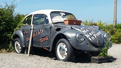 'Rust in Peace' (Michael C. Hall) Tags: ireland kerry camp volkswagen beetle old rusty rusting bug