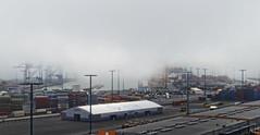 Port of Fog (Jori Samonen) Tags: fog port finland harbor helsinki vuosaari