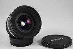 Nikon 20 f2.8 AIS for Nikon mount (AgelsGold - 0904 030682) Tags: for nikon mount 20 f28 ais