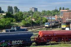 2016_Ferencvros_2108 (emzepe) Tags: railroad station yard train tren hungary budapest engine eisenbahn railway zug bahnhof loco class series locomotive bahn railyard ungarn classification 2016 lokomotiv hongrie nyr jnius vonat plyaudvar vast ferencvros ferencvrosi mozdony sorozat lloms vastlloms sorozat plyaszm