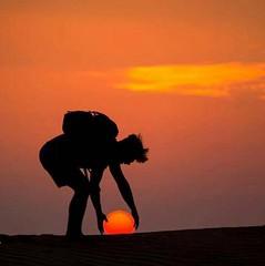 #who said u can't catch the Sun ???  #Sun #Pic  love it PC : Joshua (clintontin) Tags: sun who pic