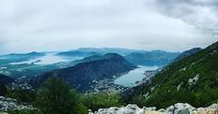 Kotor, Montenegro (clubdooku) Tags: mountains beautiful landscape bay pretty croatia canyon unesco worldheritagesite oldtown adriatic montenegro citywall vast kotor bokabay