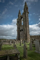 """St Andrew""""s Cathedral Ruins (t conway) Tags:"""