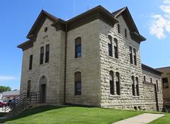 Old Houston County Jail (Caledonia, Minnesota) (courthouselover) Tags: minnesota mn courthouseextras countyjails houstoncounty caledonia northamerica unitedstates us