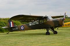 Auster AOP6 TW536 (Michael Miklos) Tags: auster aop6 tw536 bidford wings wheels gbnge 1925 de havilland gipsy major 10 mk12 aircraft ltd 1946 kevin alan hale tsv royal air force